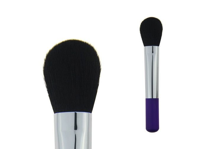 Blue Handle Eco Friendly Makeup Brushes Beauty Cosmetics Brush Set