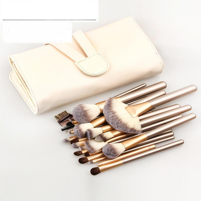 12/18/24pcs/Set Cosmetic Brush Set  Professional Makeup Kits