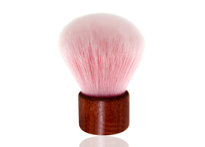 Precision t Kabuki Makeup Brush , Cosmetic Synthetic Kabuki Brush