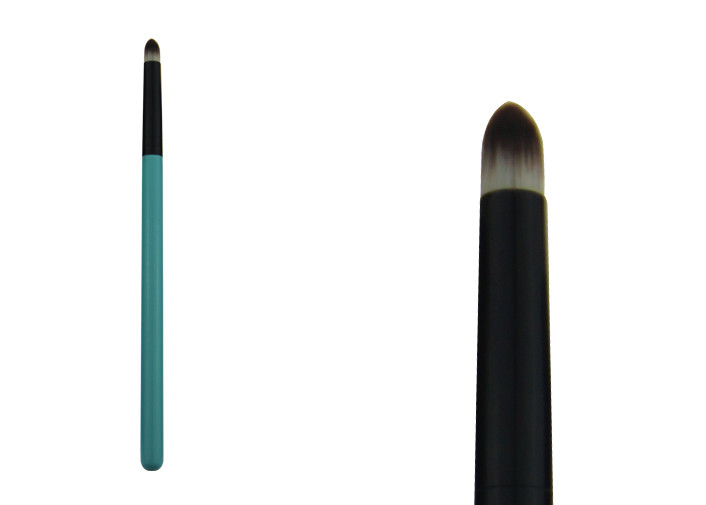 Long Handle Synthetic Hair Concealer Foundation Smudge Makeup Brush